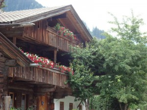 Anderlerhof Balkone