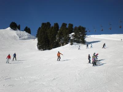 Mayrhofen schwarze piste