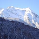 Grünberg im Winter