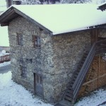 historisches Steinhaus