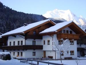 Anderlerhof im Winter
