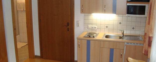 Appartement Ahorn (2 Personen, 23 m²)